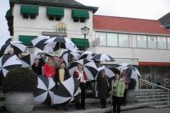Prijswinnaars paraplu