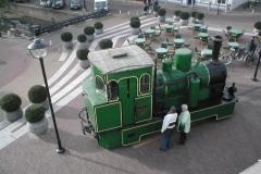 RTM stoomtrein weer in Oud-Beijerland